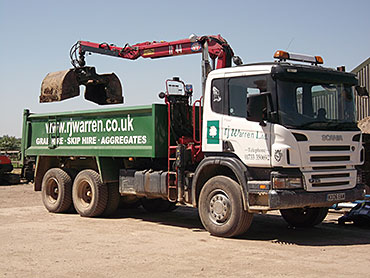 Grab Hire-Peterborough-Muck Away Service-Cambs